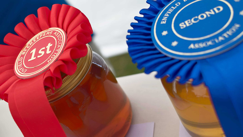 Enfield Beekeepers Honey Show
